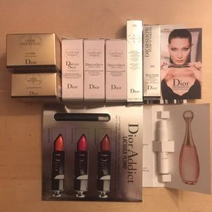 NWT! Dior Deluxe Beauty Sample Set